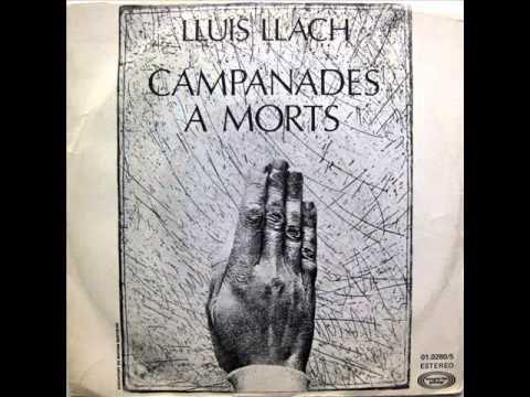 Lluís Llach - Campanades A Morts - SG 1977 (Promo)