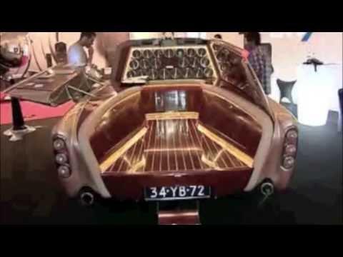 vanderBijl design & interior and the Lady of Luxury @ Big Boys Toys, Dubai