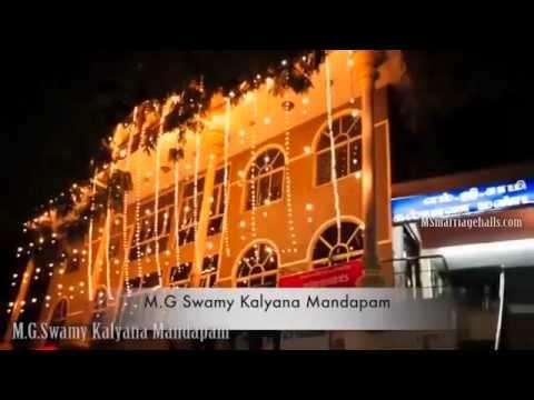 M.G. Swamy Kalyana Mandapam