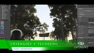 Hunt Showdown - CRYENGINE V Tech Demo GDC 18