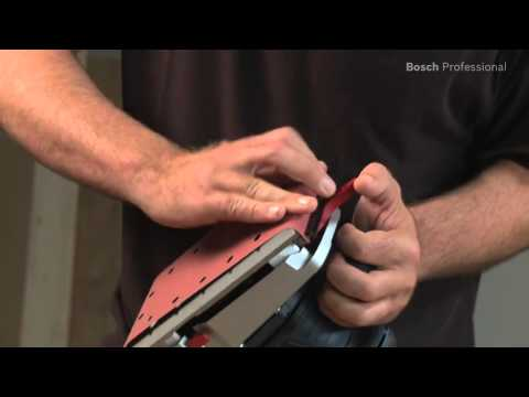 Bosch GSS230AE Professional Sander 240v