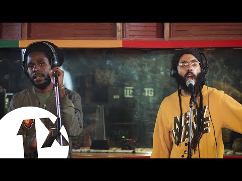 1Xtra in Jamaica - Chronixx & Protoje - Who Knows