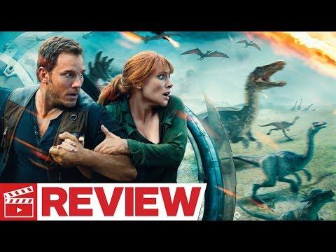 Jurassic World: Fallen Kingdom Review