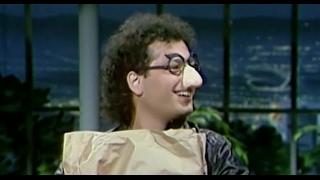 Howie Mandel on Tonight Show 1984