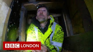 HS2 protesters dig secret tunnel near Euston