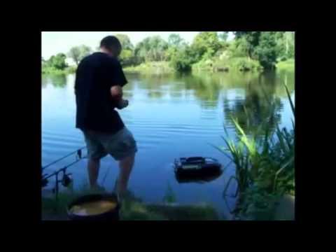 ловля толстолоба на технопланктон
