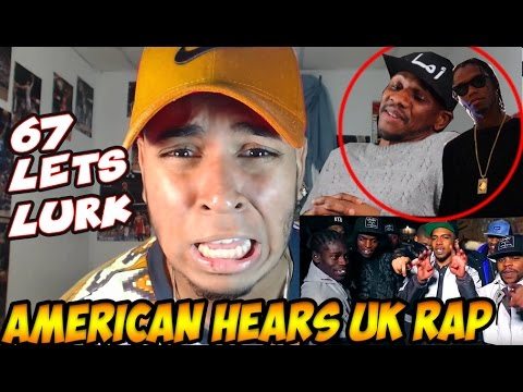 67 - Lets Lurk Reaction DANGEROUS!! (UK Rap Reaction UK Grime) American Listens to UK Rap #13