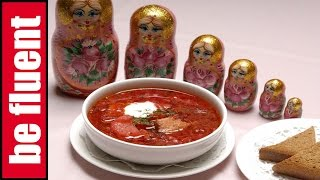 How to Eat with Russians   Russian Language