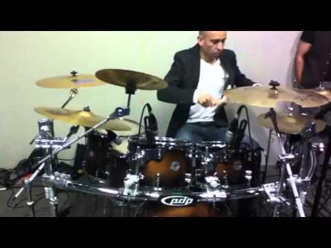 Percussionista de Jesus Adrean Romero