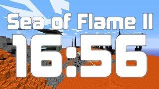 Minecraft Speedrun: Sea of Flame II (16:56) [WR]