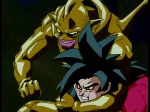 goku vs dragon de 4 estrellas