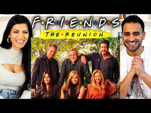 FRIENDS: The Reunion   Official Trailer REACTION!!   HBO Max
