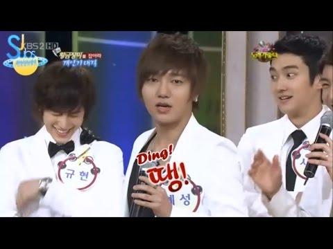 Sweet Kyuhyun vs Funny Yesung! (Eng/Esp)
