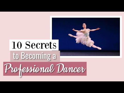 10 Secrets to Becoming a Professional Ballet Dancer | Kathryn Morgan