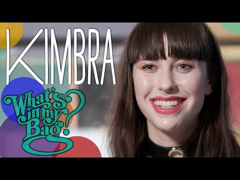 Kimbra - What's in My Bag?