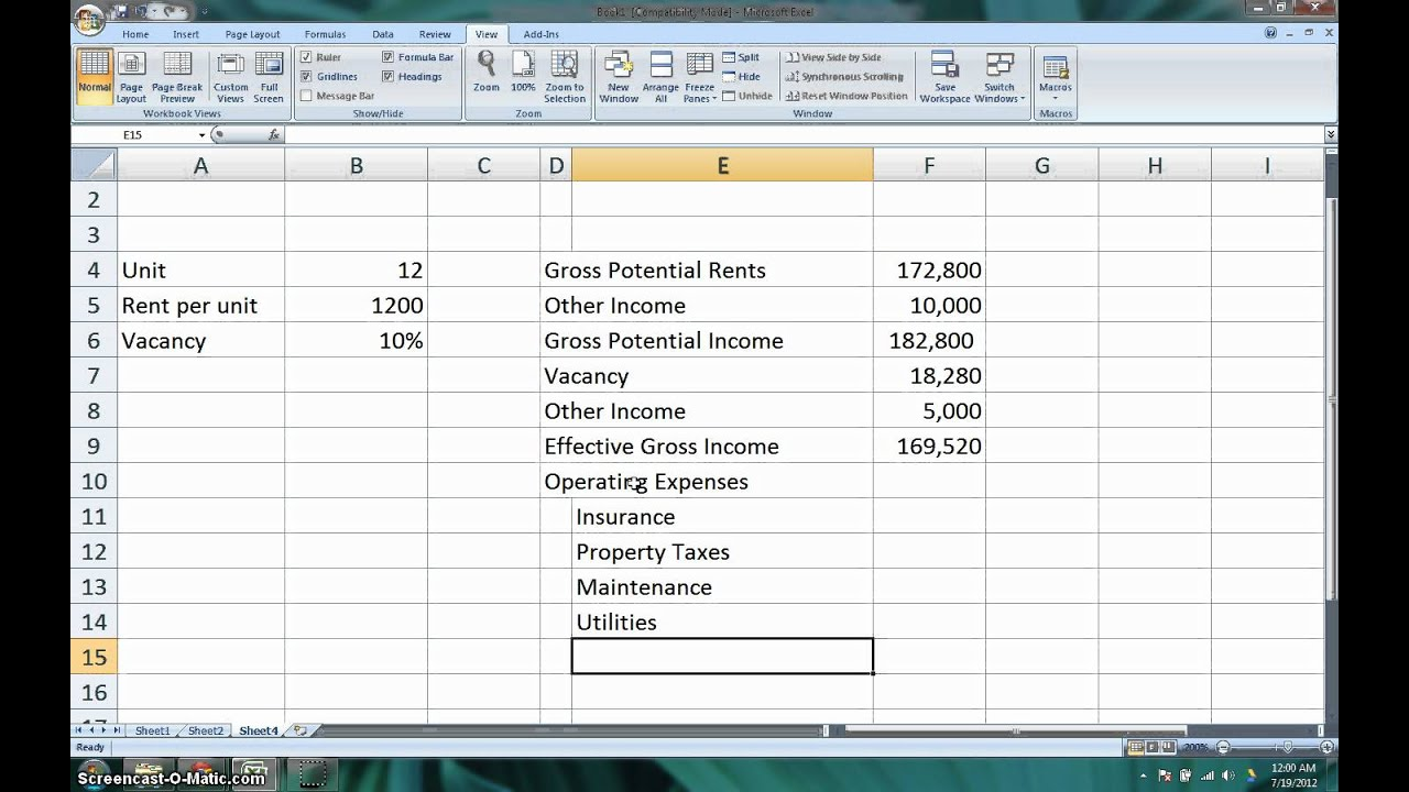 How to Calculate the Cap Rate for an Investment Property