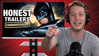 Honest Trailer Commentaries - Batman Forever