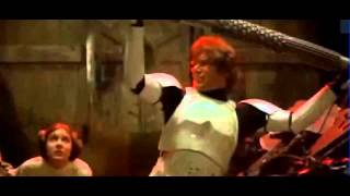 Star Wars: Trash Compactor sound FX