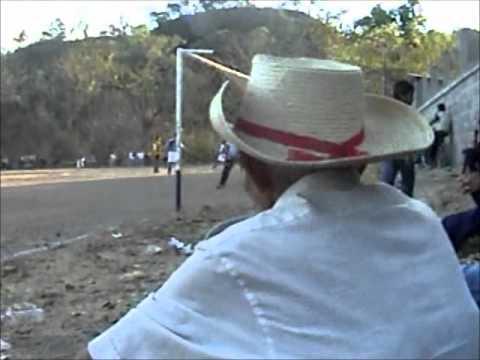 Divirtiendose  con don Chemo(Magdalena Intibucá)