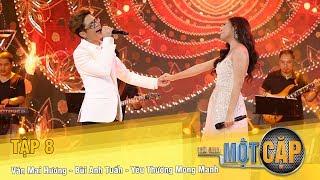 Trời Sinh Một Cặp mùa 2 Tập 8 | Bùi Anh Tuấn - Văn Mai Hương - Yêu thương mong manh | VTV3