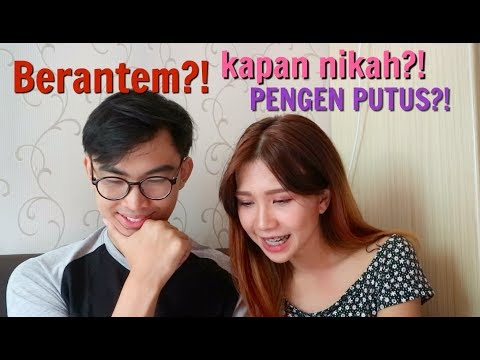 QnA: OUR RELATIONSHIP JOURNEY| NATYA & RENDY