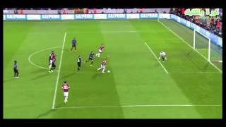 دوري أبطال أوروبا : ملخص الشوط الثاني ( مانشستر يونايتد 4 - 0 كلوب بروغ ) 26/08/2015 ...