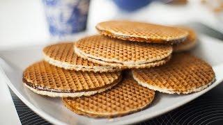 How to Make Stroopwafels (Dutch Waffles)