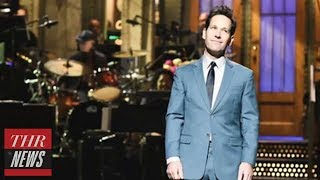'SNL' Finale Recap: Paul Rudd's Charming Self, 'GoT' Jabs & Nipsey Hussle Tribute   THR News