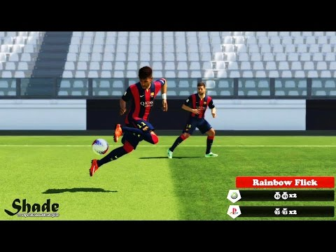 PES 2015 Tricks & Skills Tutorial | Xbox & Playstation | HD 1080p