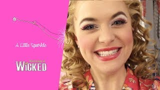 Episode 1 - A Little Sparkle: Backstage at WICKED with Amanda Jane Cooper