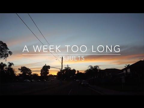 VLOG: A Week Too Long - July 5, 2015 - MDNBLOG