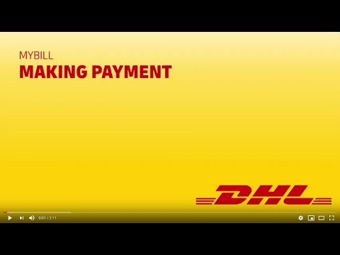 MyDHL+ Email Activation (FTB)