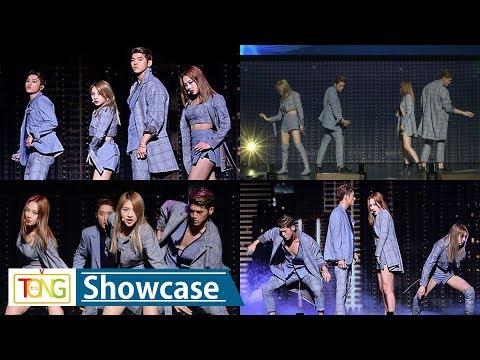 KARD(카드) 'You In Me' & 'Trust Me' Showcase Stage (쇼케이스, 비엠, 제이셉, 전소민, 전지우)