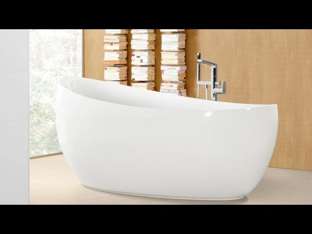 villeroy boch aveo 190 x 95 cm bq194ave9pdv. Black Bedroom Furniture Sets. Home Design Ideas