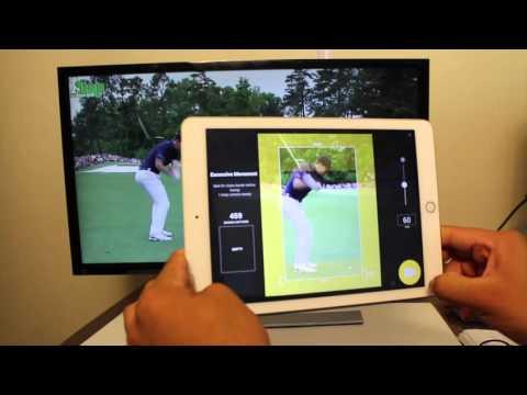 Create Jordan Spieth's Swing Sequence in 10 seconds