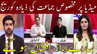 Pakistani Media Role in Pakistan Politics | Neo News