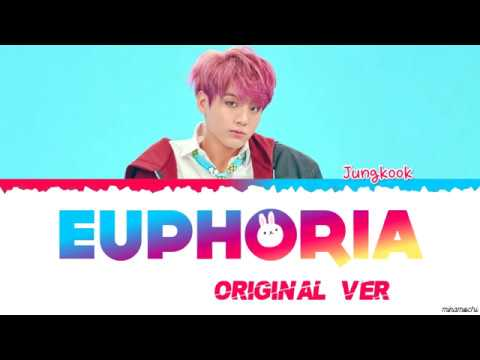 |Original Ver.| BTS JUNGKOOK - EUPHORIA Lyrics [Color Coded Han_Rom_Eng]