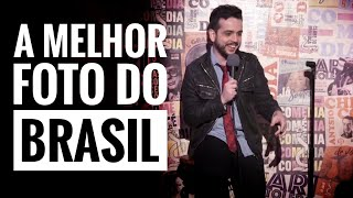 A MELHOR FOTO DO BRASIL - STAND UP COMEDY - ROMINHO BRAGA