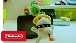 Poochy & Yoshi's Woolly World – Peek-a-boo!