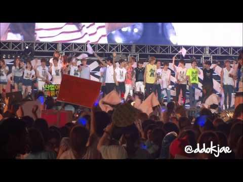 120818 SMTown Seoul - Ending (EXO Focus)