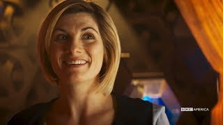 Welcome to the TARDIS | Episode 2 Highlight | Doctor Who | BBC America