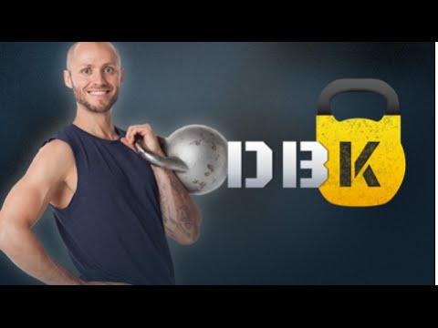 DBK - DailyBurn Kettlebells