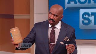 Ask Steve: Oh no, you don't! || STEVE HARVEY