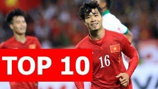 Top 10 trận đấu nhiều lượt xem nhất bóng đá Việt Nam