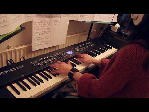 Baixar Guns N' Roses - November Rain - piano cover [HD] (version 2)
