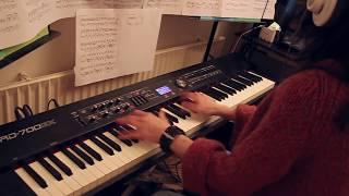 Guns N' Roses - November Rain - piano cover [HD] (version 2)