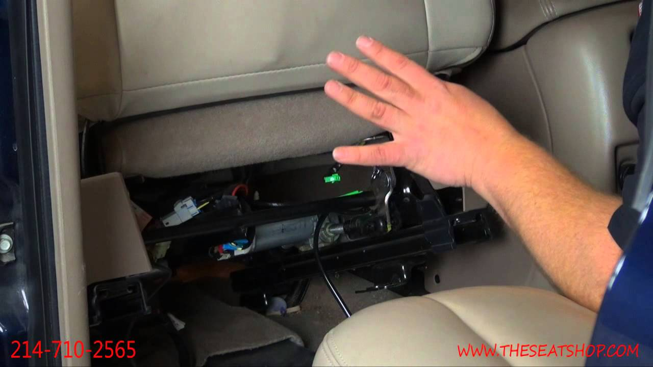 Chevy Silverado Replacement Seats >> CHEVY/GMC SEAT HEATER TROUBLESHOOTING - YouTube