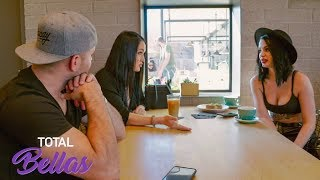 Brie Bella picks Raw over SmackDown LIVE: Total Bellas, Feb. 24, 2019