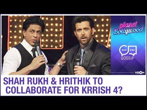 Shah Rukh Khan to be a part of Hrithik Roshan starrer Krrish 4