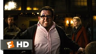 The World's End (6/10) Movie CLIP - I Hate This Town! (2013) HD